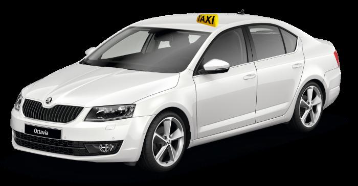 Škoda OctaviaIII TAXI