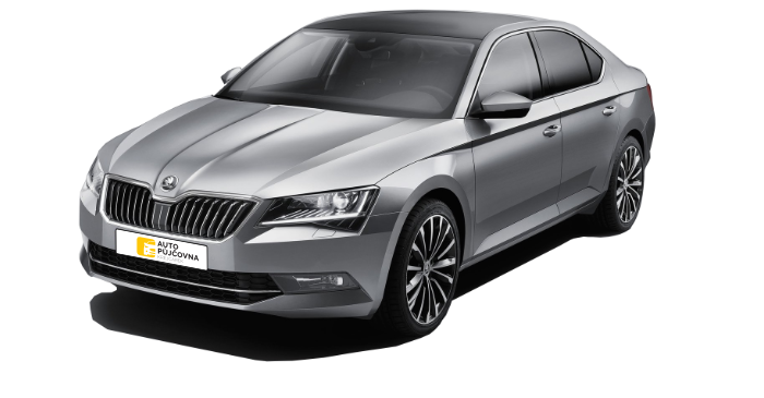 Škoda Superb III